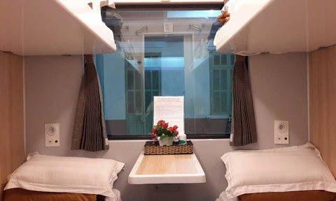 Tàu du lịch 5 sao Sài Gòn - Nha Trang