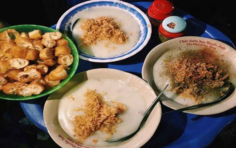 Cháo Sườn Sụn Chợ Đồng Xuân