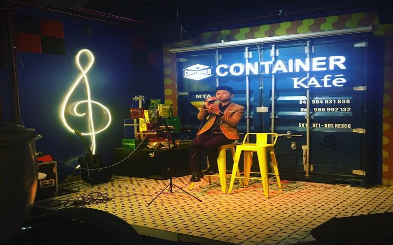 Container Kafe