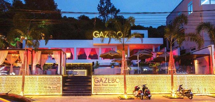 Gazebo Beach Front Lounge & Café